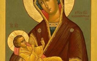 Икона Божией Матери «Млекопитательница» — описание, кому и для чего ей молиться, где найти
