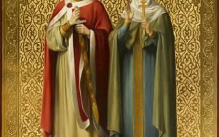 Икона Петра и Февронии — описание, кому и для чего ей молиться, где расположить в доме