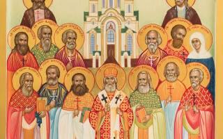 Какие самые почитаемые православные святые