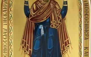 Икона «нерушимая стена»: значение, в чем помогает, как молиться