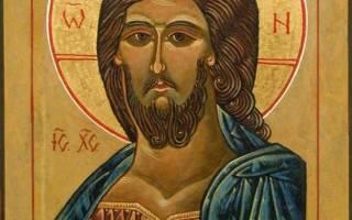 Православные благодарственные при Святом Очищении