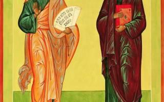 Петров пост: что можно и нельзя кушать, православные обычаи и правила