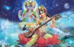Сарасвати: что это за богиня и как она помогает людям