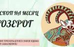 Гороскоп для Козерога на Декабрь 2019 года — самый подробный расклад от знаменитых астрологов