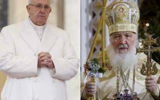 В чем разница между католиками и православными — все особенности