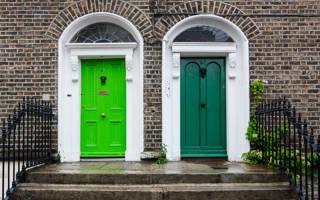Входная дверь по Фен-шуй: особенности расположения
