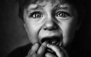 Православная молитва от испуга ребенка — что читают бабки-шептухи