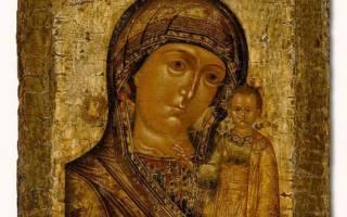 Молитва Казанской Божьей матери: сильный текст