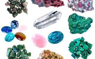 Какие драгоценные и натуральные камни подходят женщинам по гороскопу и дате рождения