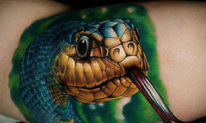Значение тату змеи — происхождение, символика, кому подходит