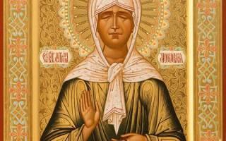 Икона св. Матроны Московской — значение, история, в чем помогает, как молиться + фото