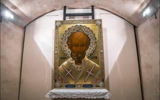 Святой Николай Чудотворец — жизнь святого, где похоронен, чудеса, связанные с ним