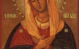 Икона Умиление: значение, молитвы, помощь