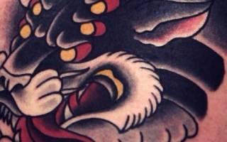 Значение тату Дракон — происхождение, символика, кому подходит
