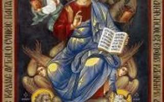 «Предстательство христиан непостыдное» — текст молитвы