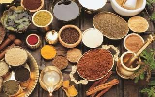 Правильное питание по Аюрведе для женщин — вкусы и сочетание продуктов