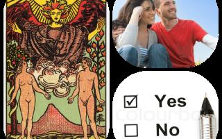 Гадание на картах Таро «Да-нет» — какие задавать вопросы, преимущества, процесс
