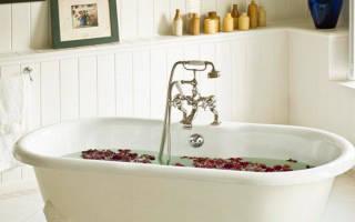 Ванная комната по фен-шуй — расположение в доме